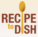 RecipeToDish Logo